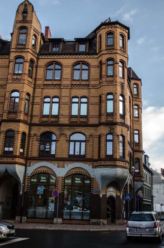 Shoppen In Erfurt